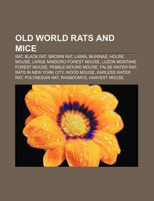 Old World rats and mice als Taschenbuch von