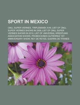 Sport in Mexico als Taschenbuch von