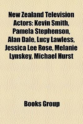 New Zealand television actors als Taschenbuch von