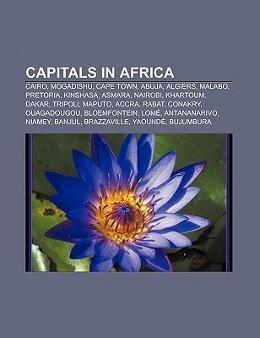 Capitals in Africa als Taschenbuch von