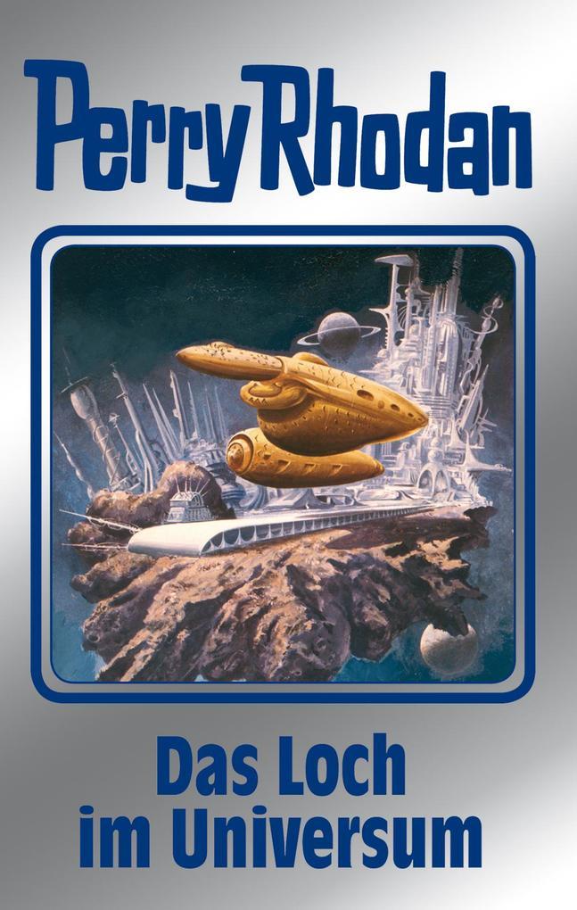 Perry Rhodan 109: Das Loch im Universum (Silberband) als eBook von H. G. Francis, William Voltz, Clark Darlton