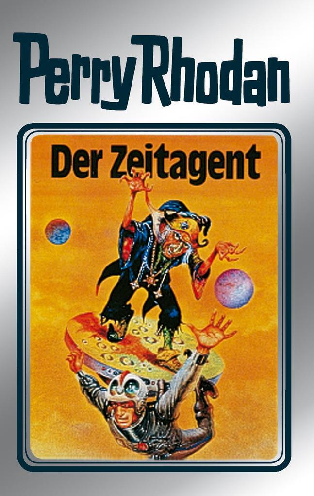Perry Rhodan 29: Der Zeitagent (Silberband) als eBook von Clark Darlton, H.G. Ewers, K.H. Scheer, William Voltz