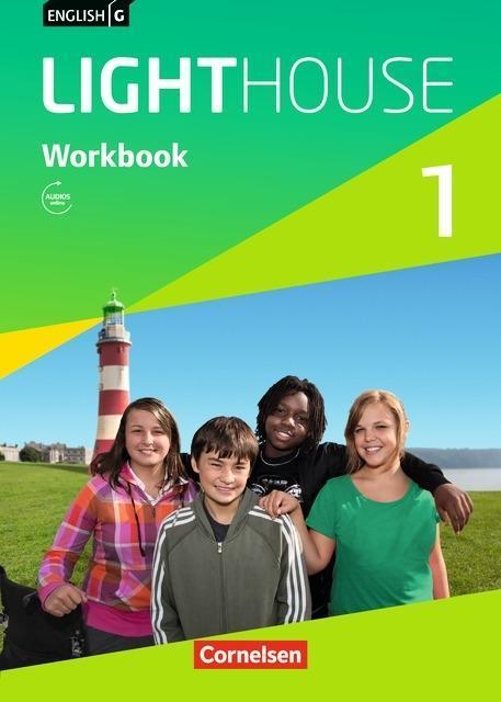 English G LIGHTHOUSE 1: 5. Schuljahr. Workbook mit Audios online als Buch von Gwen Berwick, Sydney Thorne