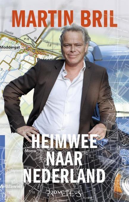 Heimwee naar Nederland als Buch von Martin Bril