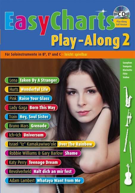 Easy Charts Play-Along 02 als Buch von