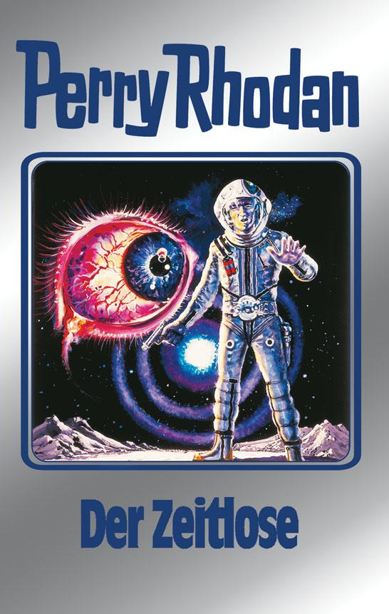 Perry Rhodan 88: Der Zeitlose (Silberband) als eBook von H. G. Ewers, H. G. Francis, Kurt Mahr, William Voltz, Ernst Vlc