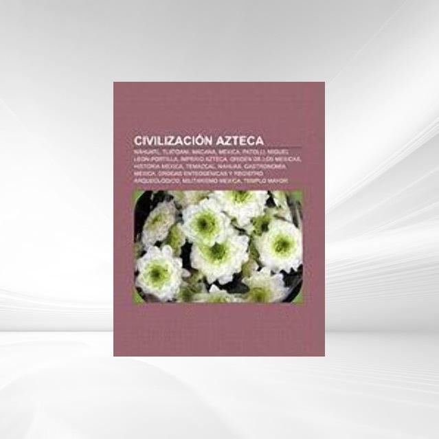 Civilización azteca als Taschenbuch von