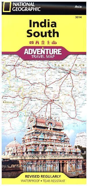 India, South als Buch von