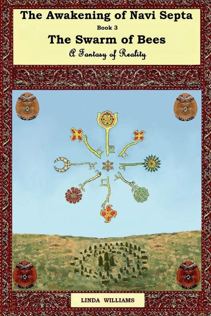 THE AWAKENING OF NAVI SEPTA BOOK THREE als Taschenbuch von Linda Williams
