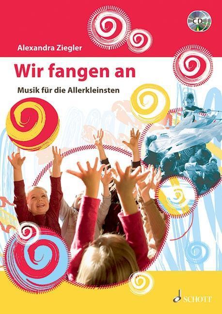 Wir fangen an als Buch von Alexandra Ziegler