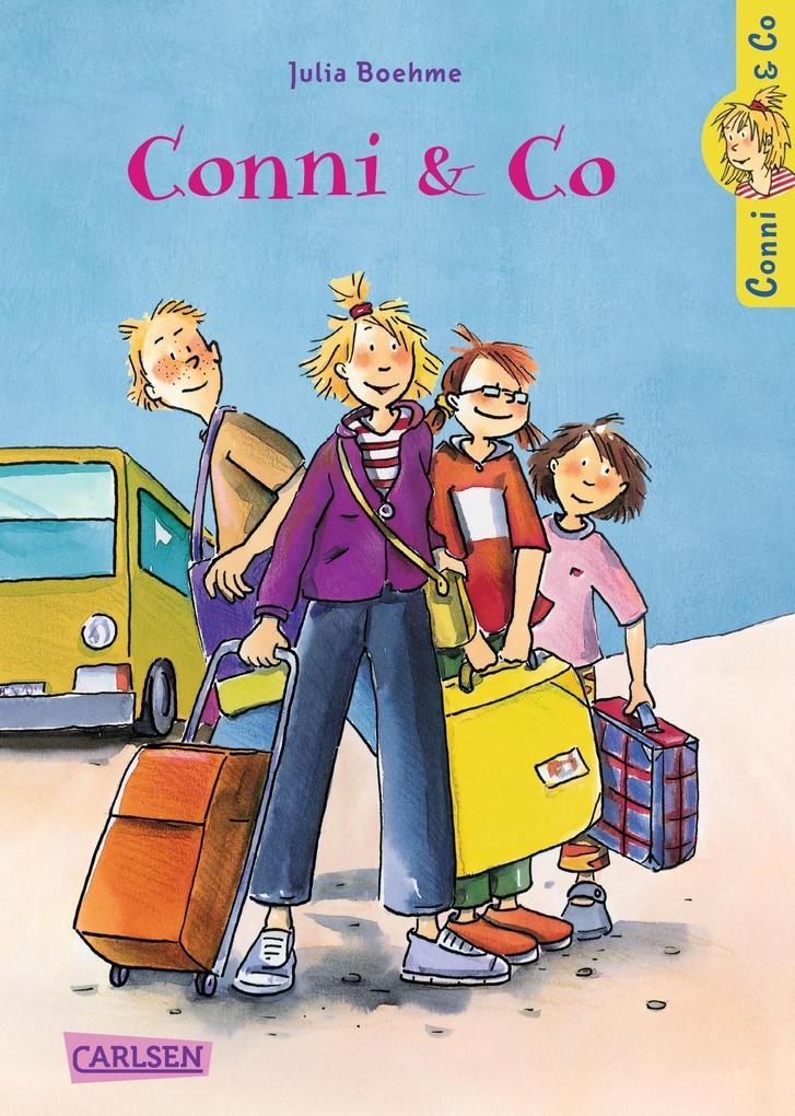 Conni & Co 1: Conni & Co als eBook von Julia Boehme