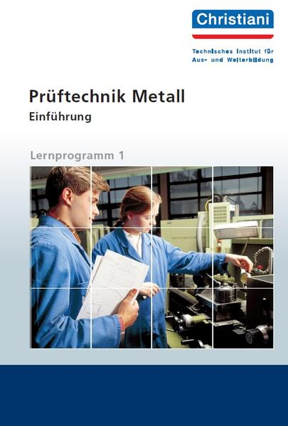 Prüftechnik Metall - Einführung als Buch von