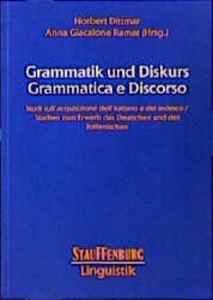 Grammatik und Diskurs /Grammatica e Discorso als Buch von