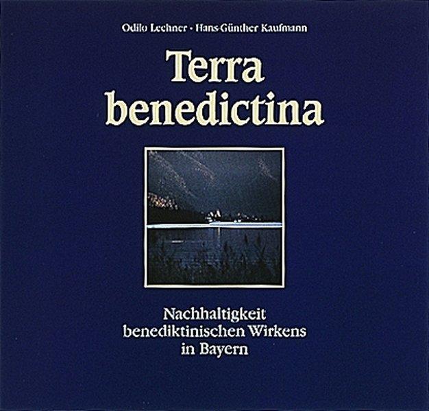 Terra benedictina als Buch von