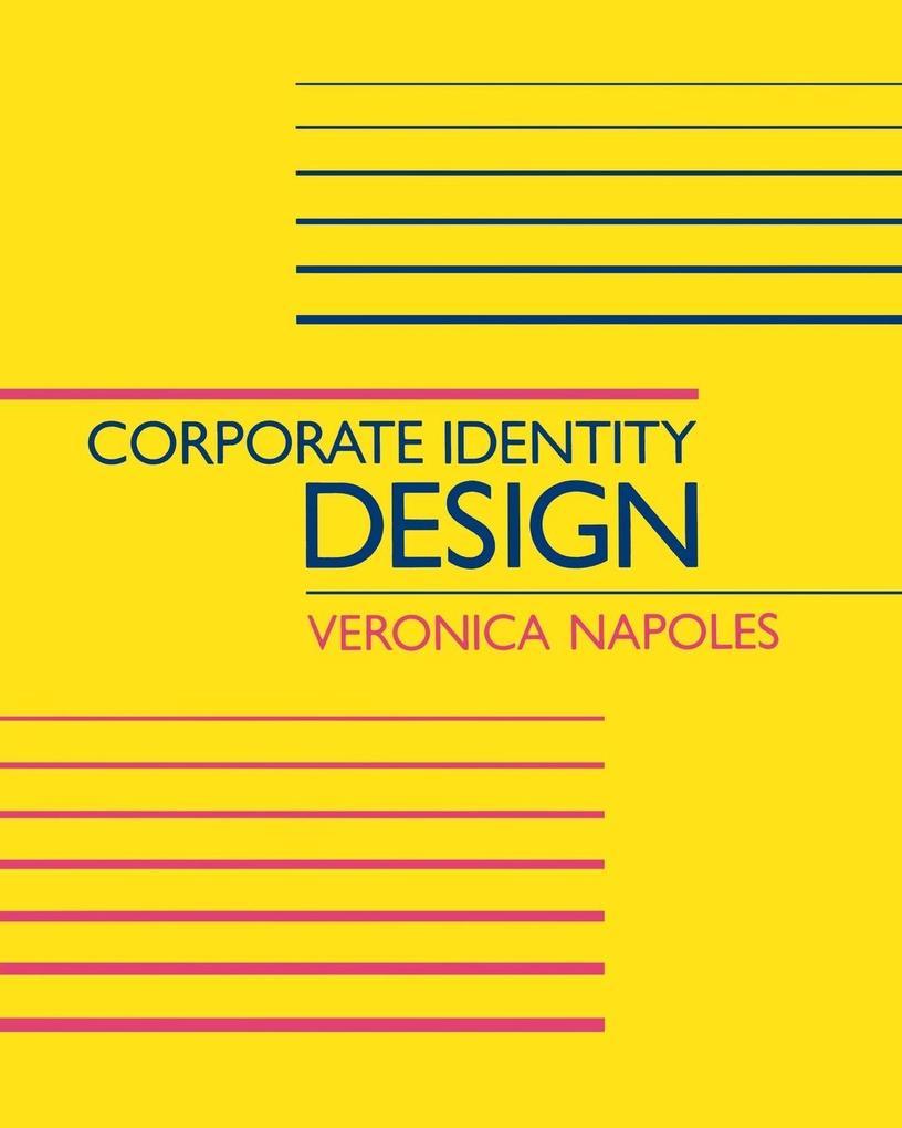 Corporate Identity Design als Taschenbuch von V...