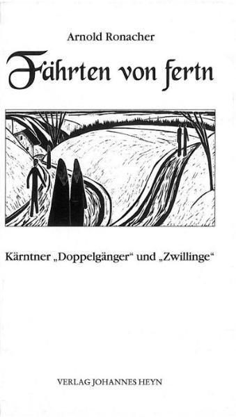 Fährten von fertn als Buch von Arnold Ronacher