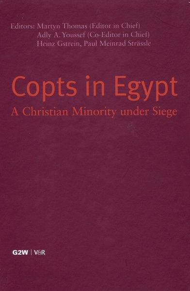 Copts in Egypt als Buch von