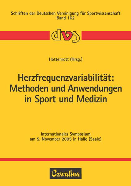 Herzfrequenzvariabilität: Methoden und Anwendun...