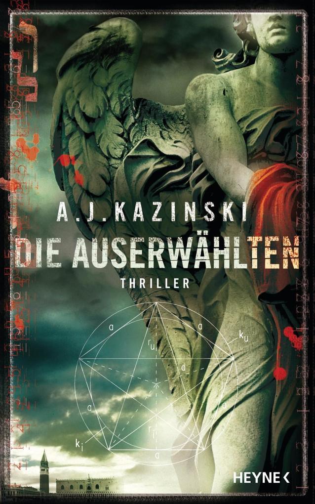 Die Auserwählten als eBook von A. J. Kazinski