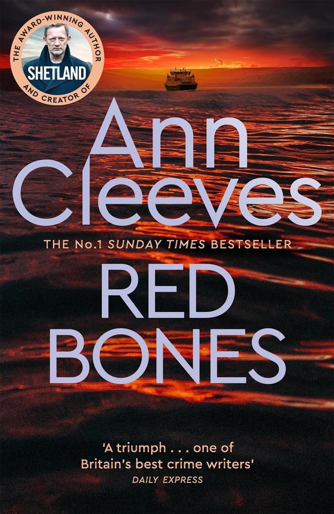 Red Bones als eBook von Ann Cleeves