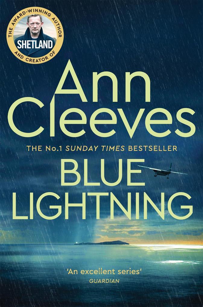 Blue Lightning als eBook von Ann Cleeves