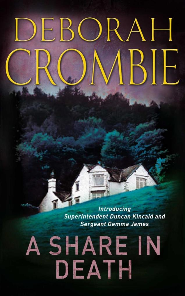 A Share in Death als eBook von Deborah Crombie