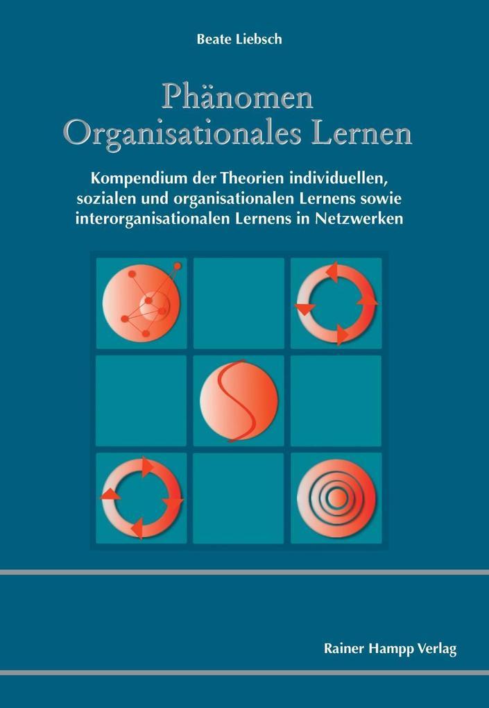 Phänomen Organisationales Lernen als eBook von ...