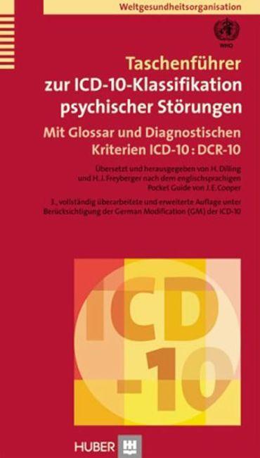 Taschenführer zur ICD-10-Klassifikation psychischer Störungen als eBook von
