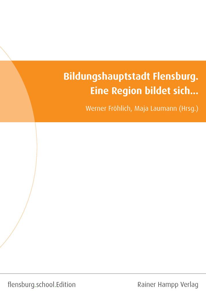 Bildungshauptstadt Flensburg als eBook von