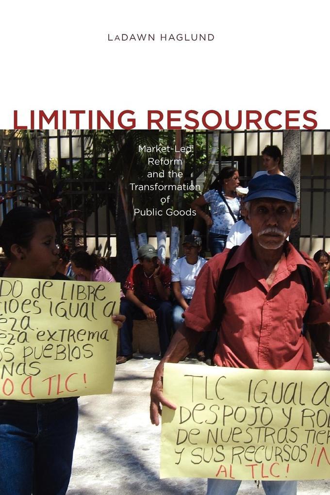 Limiting Resources als Taschenbuch von Ladawn Haglund