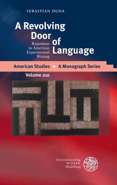 A Revolving Door of Language als Buch von Sebastian Duda