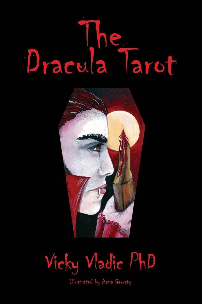 The Dracula Tarot als Taschenbuch von Vicky Vladic