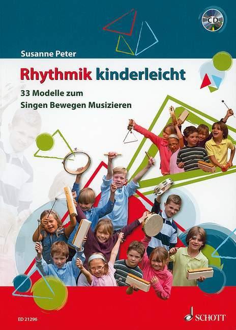 Rhythmik kinderleicht als Buch von Susanne Peter