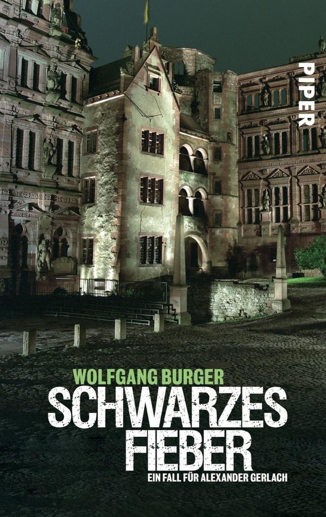 Schwarzes Fieber als eBook von Wolfgang Burger