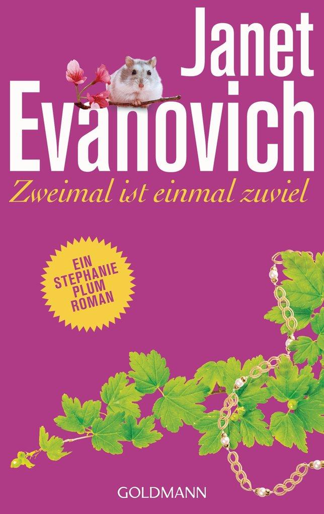 Zweimal ist einmal zuviel als eBook von Janet Evanovich
