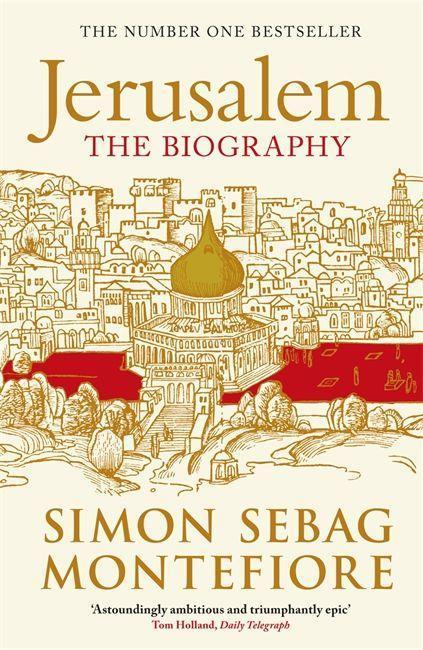 Jerusalem als Taschenbuch von Simon Sebag Montefiore
