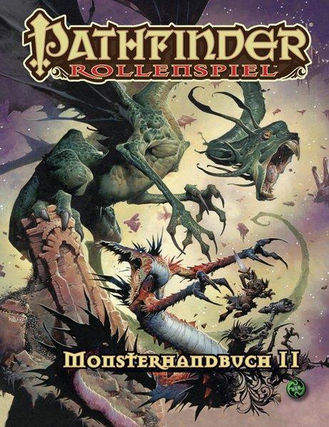 Pathfinder Rollenspiel Monsterhandbuch 2 als Buch von