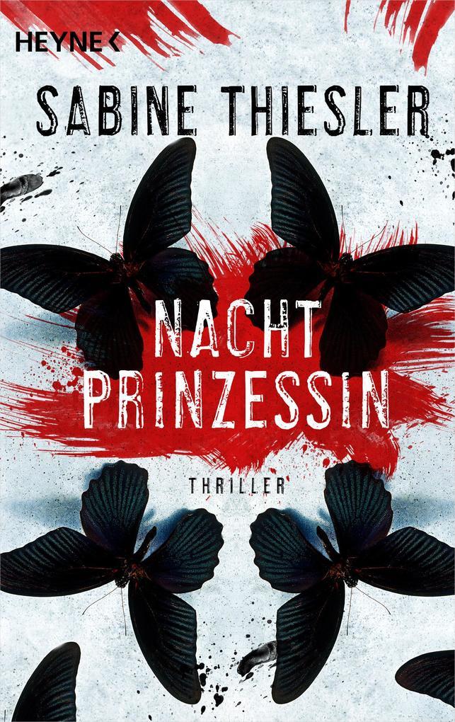 Nachtprinzessin als eBook von Sabine Thiesler