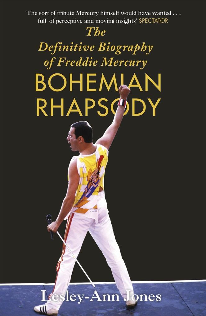 Freddie Mercury als Taschenbuch von Lesley-Ann Jones