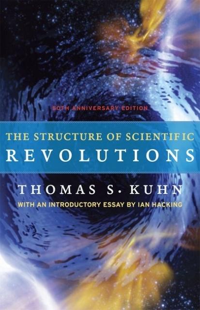 Structure of Scientific Revolutions als Buch von Thomas S. Kuhn
