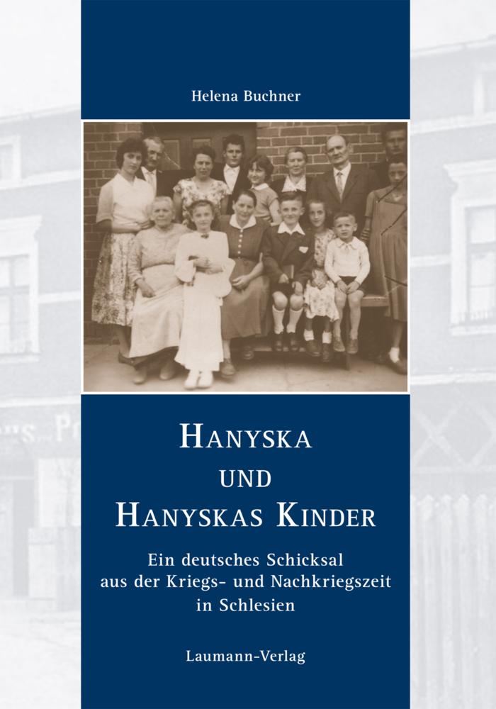 Hanyska als Buch von Helena Buchner