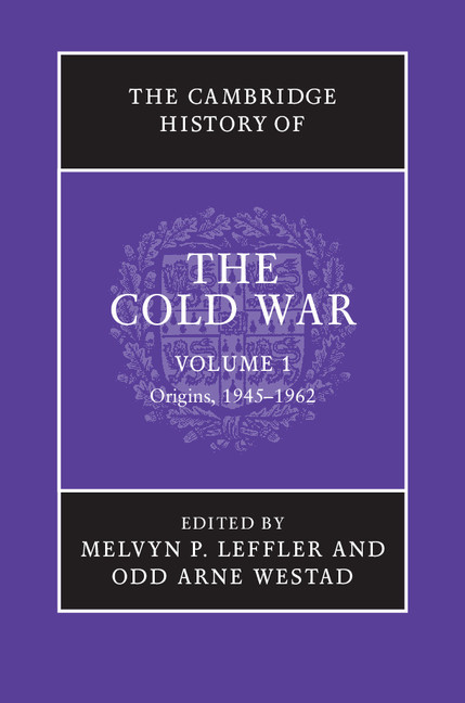 The Cambridge History of the Cold War 3 Volume Paperback Set als Buch von