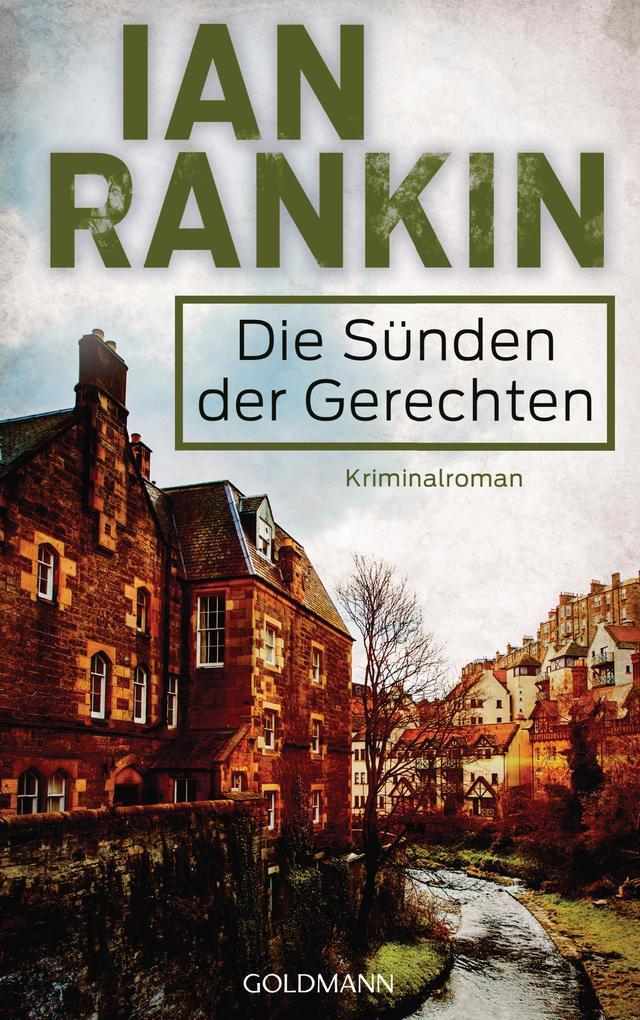 Die Sünden der Gerechten - Malcolm Fox 2 als eBook von Ian Rankin
