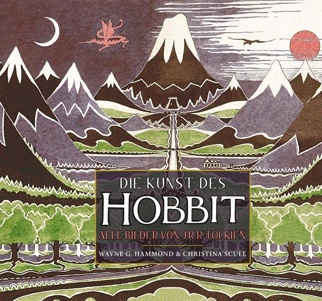 Die Kunst des Hobbit als Buch von Christina Scull, Wayne G. Hammond
