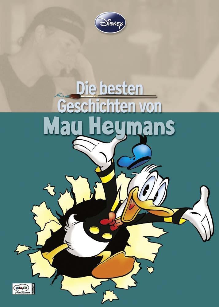 Disney: Die besten Geschichten von Mau Heymans als Buch von Mau Heymans