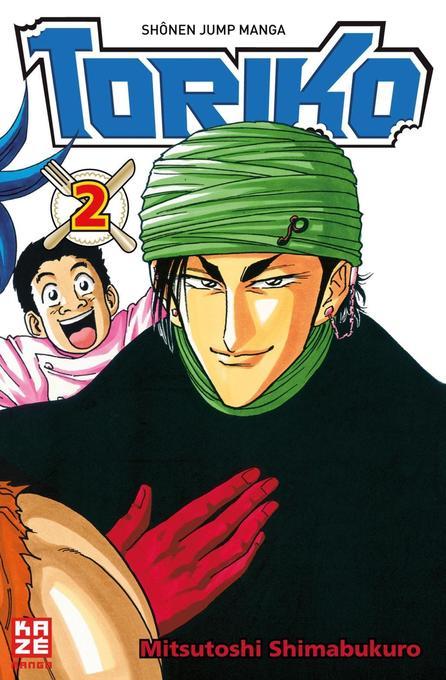 Toriko 02 als Buch von Mitsutoshi Shimabukuo