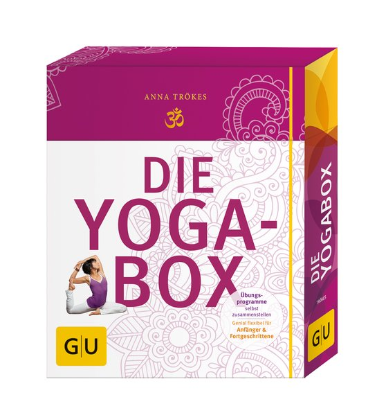 Die Yogabox als Buch von Anna Trökes