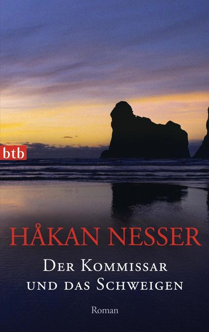Der Kommissar und das Schweigen als Taschenbuch von Håkan Nesser
