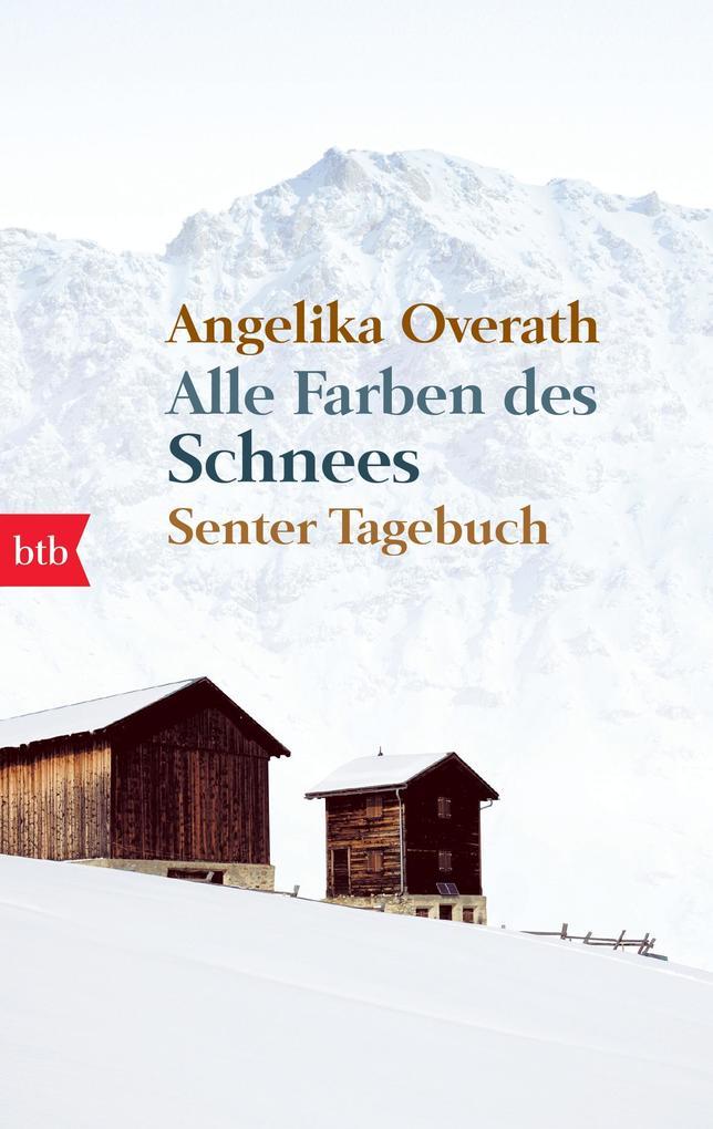 Alle Farben des Schnees als Taschenbuch von Angelika Overath