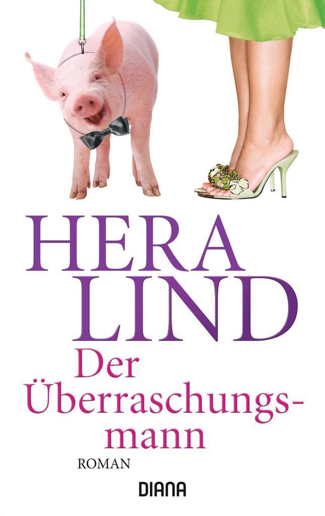 Der Überraschungsmann als Taschenbuch von Hera Lind